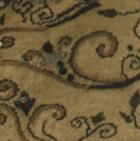 Camel-Brown Mlge. Full Embroidered Ladies Alpaca Cardigan