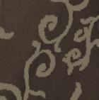 Cinnamon Mlge.-Hazelnut Desert Flower Alpaca Cardigan