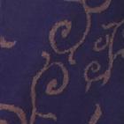 Purple-Henna Mlge. Desert Flower Alpaca Cardigan